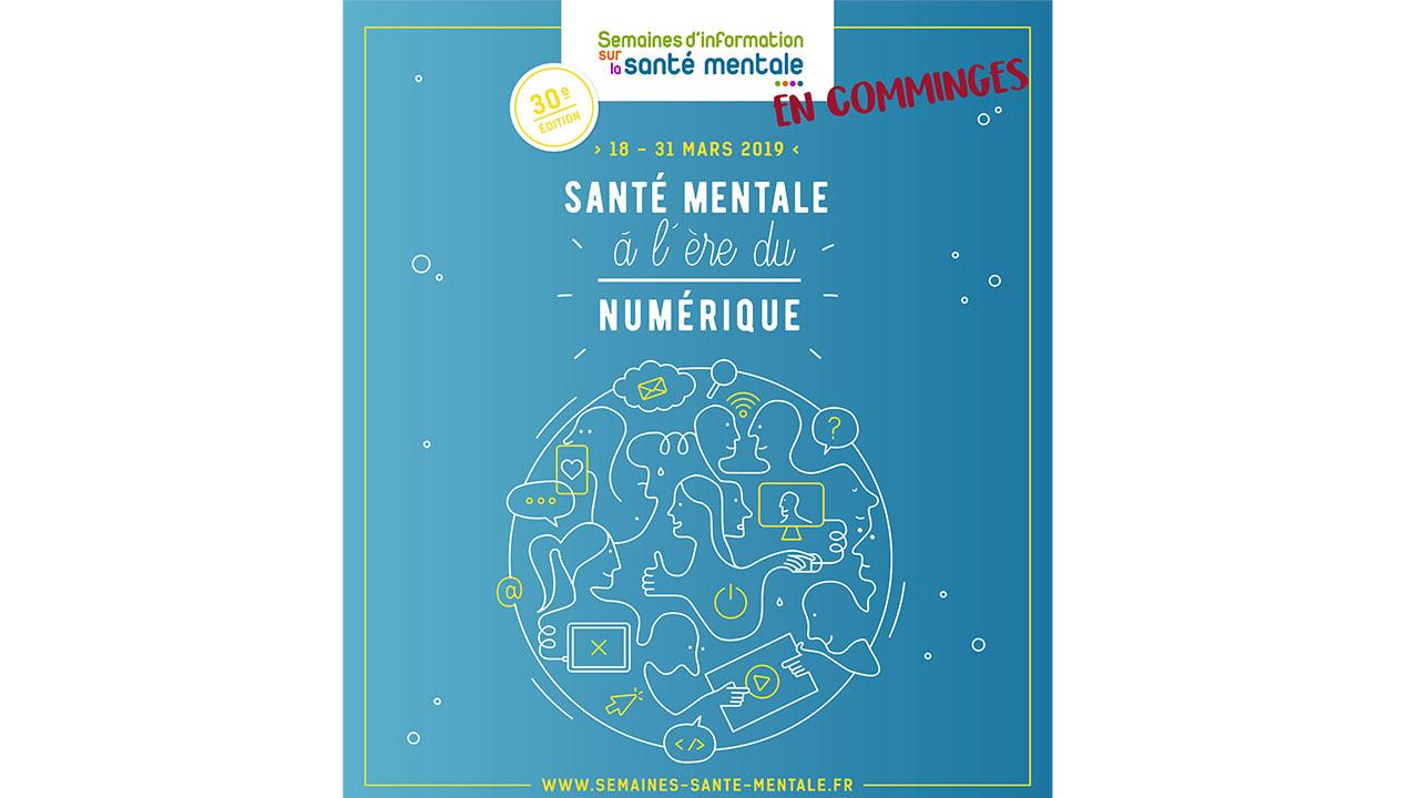 Semaine d'information sur la santé mentale 18 au 29 mars 2019